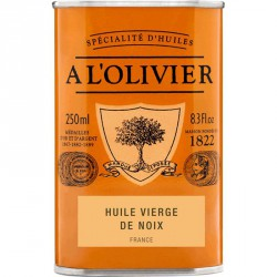Huile Vierge de Noix 250 ml - A l'Olivier