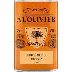 Zuivere Walnotenolie 250ml - A l'Olivier