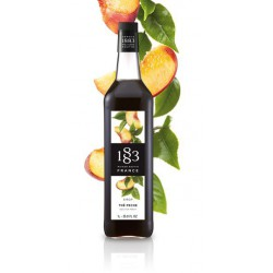 Siroop Iced Tea Peach 1l - Routin 1883