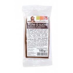 Pâte à Sucre Marron 100g - Scrapcooking