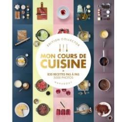 Mon Grand Cours de Cuisine Collector - Marabout