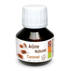 Arome Naturel Caramel 50 ml - Scrapcooking