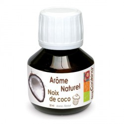 Arome Naturel Noix de Coco 50 ml - Scrapcooking