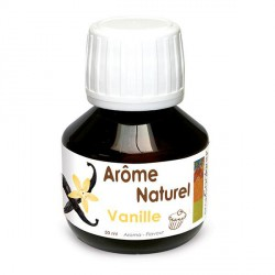 Arome Naturel Vanille 50 ml - Scrapcooking