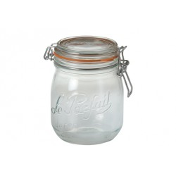 Super Glazen Pot 500 ml