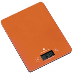 Kitchen Scale Keukenweegschaal Oranje  - Zassenhaus