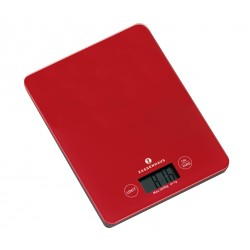 Kitchen Scale Balance de Cuisine Rouge