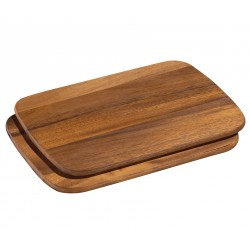 Ontbijt Plank Acacia 2 dlg - Zassenhaus