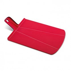Chop 2 Pot Planche à Découper Large Rouge - Joseph Joseph