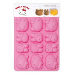 Hello Kitty Moule Chocolat  - Scrapcooking