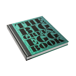 Livre de Cuisine The Big Green Egg Book  - Big Green Egg