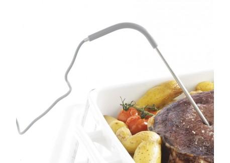 Mastrad cable sonde temp rature four les secrets du chef for Sonde temperature cuisine
