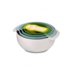 Nest 9 Plus Schalenset Opal