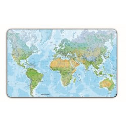 Breadboard Ontbijtplankje Mundial  - Remember