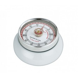 Minuterie Speed Kitchen Timer Blanc