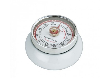 Minuterie Speed Kitchen Timer Blanc - Zassenhaus