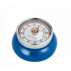 Minuterie Speed Kitchen Timer Bleu Royal