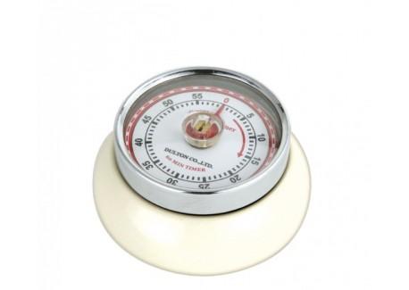 Minuterie Speed Kitchen Timer Blanc Crème - Zassenhaus