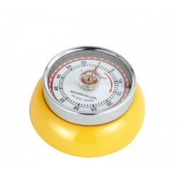 Minuterie Speed Kitchen Timer Jaune - Zassenhaus
