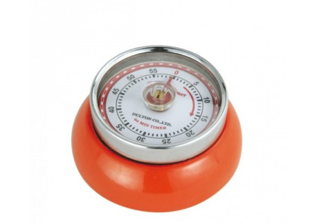 Speed Kitchen Timer Oranje - Zassenhaus