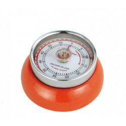 Minuterie Speed Kitchen Timer Orange - Zassenhaus