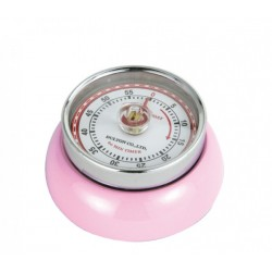 Minuterie Speed Kitchen Timer Rose