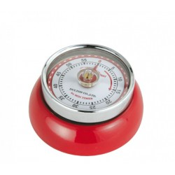 Minuterie Speed Kitchen Timer Rouge