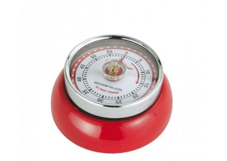 Minuterie Speed Kitchen Timer Rouge - Zassenhaus