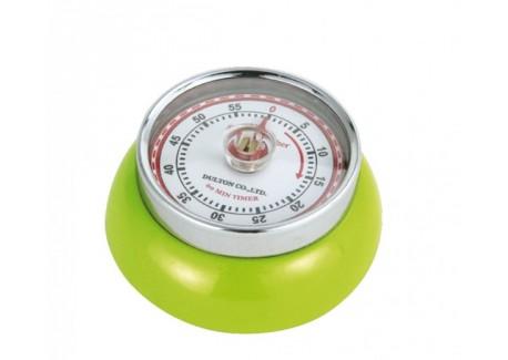 Minuterie Speed Kitchen Timer Vert Kiwi - Zassenhaus