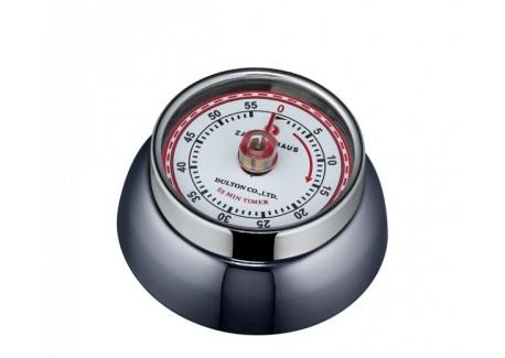 Minuterie Speed Kitchen Timer Carbone - Zassenhaus