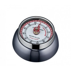 Minuterie Speed Kitchen Timer Carbone  - Zassenhaus