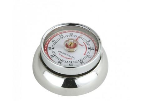 Minuterie Speed Kitchen Timer Chrome - Zassenhaus