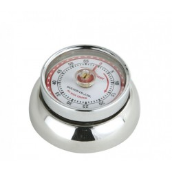 Minuterie Speed Kitchen Timer Chrome - Zassenhaus