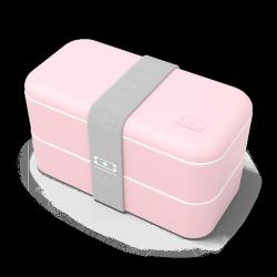 Original Bento LunchBox Made in France Roze Litchi - MonBento