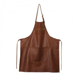 Amazing Aprons Classics Tablier Cuir Brun - DutchDeluxes