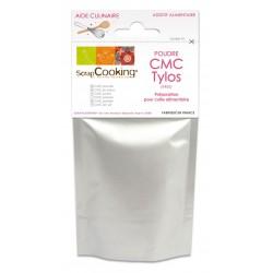 Poudre CMC Tylos 50 g  - Scrapcooking
