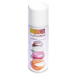 Spray Colorant Argent 125 ml  - Scrapcooking