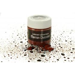 Colorant Marron Chocolat 10gr  - Les Artistes