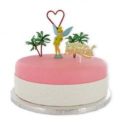 Kit Tinkerbell Cake Versiering - Gatodéco