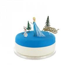 Kit Frozen Cake Versiering - Gatodéco