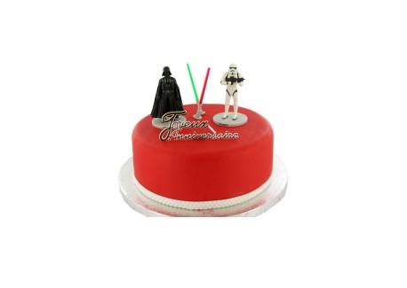Kit Star Wars Décorations pour Gâteaux  - Gatodéco