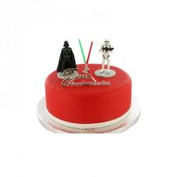 Kit Star Wars Cake Versiering - Gatodéco