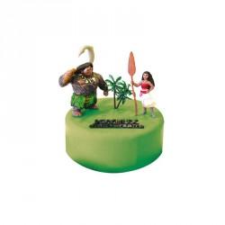 Kit Vaiana Cake Versiering - Gatodéco