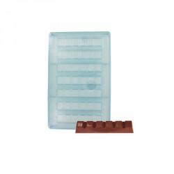 Moule Barres de Chocolat - Technicake