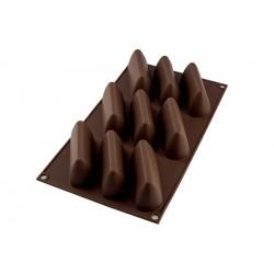 Moule Chocolat Easy Choc Gianduia  - Silikomart