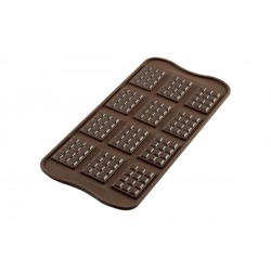 Chocolade Vorm Easy Choc Plak Chocolade - Silikomart