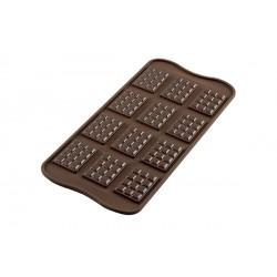 Moule Chocolat Easy Choc Tablette  - Silikomart