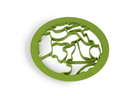 Cookie Puzzle Dieren Groen - Lékué