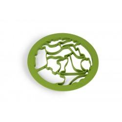 Cookie Puzzle Animals Vert  - Lékué