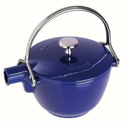 Théière Bouilloire Bleu Intense 1.15 litres  - Staub